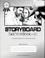 Storyboard Sketchbook - V01