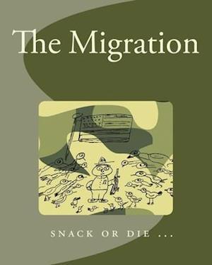Bog, paperback The Migration af Scott Klatt