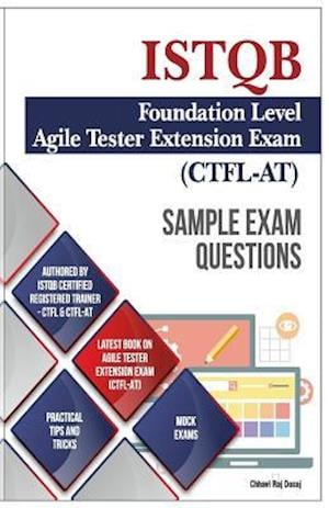Bog, paperback Sample Exam Questions- Istqb Foundation Level-Agile Tester Extension Exam af MR Chhavi Raj Dosaj