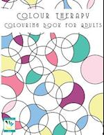 Color Therapy Coloring Book for Adults