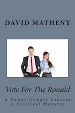 Vote for the Ronald af David Matheny