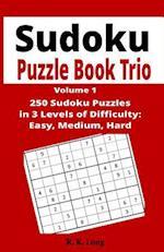 Sudoku Puzzle Book Trio af R. K. Long