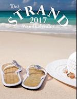 Der Strand 2017 Wandkalender (Ausgabe Deutschland)