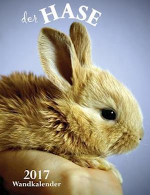 Bog, paperback Der Hase 2017 Wandkalender (Ausgabe Deutschland) af Aberdeen Stationers Co