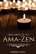 One Minute to AMA-Zen