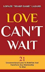 Love Can't Wait