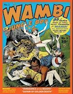 Wambi, Jungle Boy #1 af Fiction House