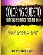 Coloring Guide to Spiritual Inspiration from the Word