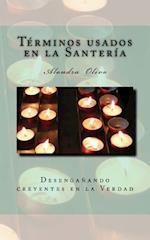Glosario de Los Termino de Santeria