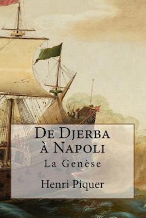 Bog, paperback de Djerba a Napoli af Henri Piquer