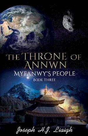 Bog, paperback The Throne of Annwn af Joseph Liaigh