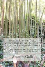 Special Edition Data Science Interview Questions Solved in Python and Spark