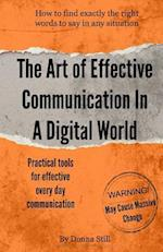The Art of Effective Communication in a Digital World