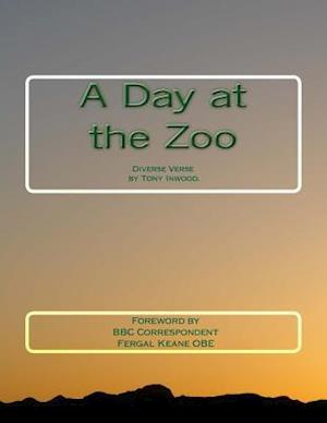 Bog, paperback A Day at the Zoo af Tony Inwood