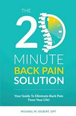 The 20 Minute Back Pain Solution