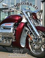 Das Motorrad 2017 Wandkalender (Ausgabe Deutschland)