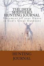 The Deer Shepherd Hunting Journal