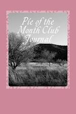 Pie of the Month Club Journal