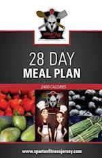 Spartan Chef - 28 Day Meal Plan