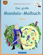 Brockhausen Malbuch Bd. 18 - Das Grosse Mandala-Malbuch