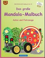 Brockhausen Malbuch Bd. 20 - Das Grosse Mandala-Malbuch