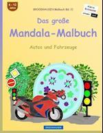 Brockhausen Malbuch Bd. 21 - Das Grosse Mandala-Malbuch