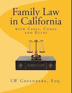 Family Law in California