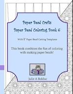 Paper Bead Crafts Paper Bead Coloring Book 6