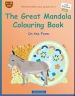 Brockhausen Colouring Book Vol. 2 - The Great Mandala Colouring Book
