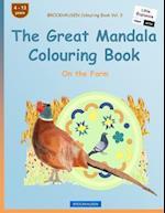 Brockhausen Colouring Book Vol. 3 - The Great Mandala Colouring Book
