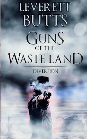 Bog, paperback Guns of the Waste Land af Leverett Butts