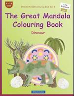 Brockhausen Colouring Book Vol. 8 - The Great Mandala Colouring Book