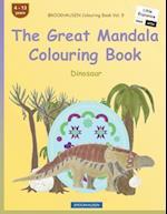 Brockhausen Colouring Book Vol. 9 - The Great Mandala Colouring Book