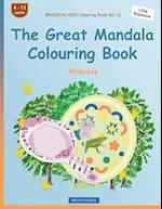 Brockhausen Colouring Book Vol. 10 - The Great Mandala Colouring Book