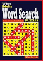 Wise Adults Word Search Puzzles
