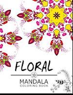 Floral Mandala Coloring Book