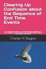 Clearing Up Confusion about the Sequence of End Time Events