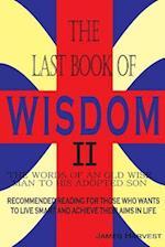 The Last Book of Wisdom II