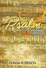 Psalm Simple Prayers Book 2
