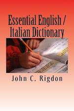 Essential English / Italian Dictionary