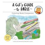 A Cat's Guide to Paris - Coloring Book Companion