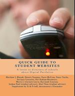 Quick Guide to Student Websites (4th Edition)