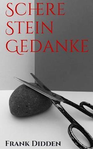Bog, paperback Schere Stein Gedanke af Frank Didden