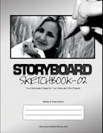 Storyboard Sketchbook - V02
