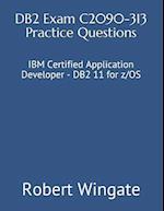 DB2 Exam C2090-313 Practice Questions