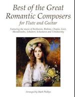 Best of the Great Romantic Composers for Flute and Guitar