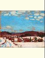 Early Spring, Tom Thomson. Blank Journal