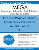 Mega Elementary Education Social Studies Multi-Content - 010