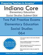 Indiana Core Elementary Education