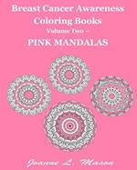Breast Cancer Awareness Coloring Books